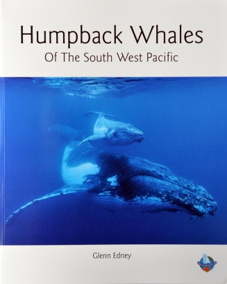 Front cover of Humpback Whale book May 2011.jpg